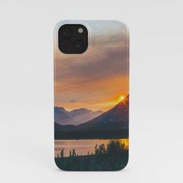 Jasper, Alberta iPhone Case