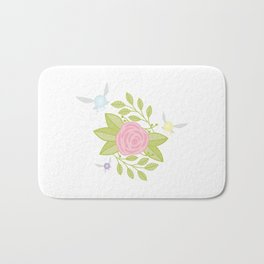 Garden of Fairies Bath Mat