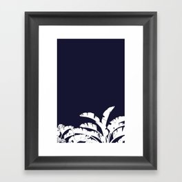 Coastal Phone Skin II Framed Art Print