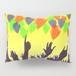 Party Pillow Sham