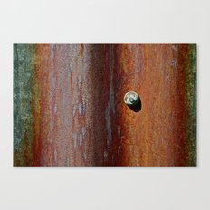 Afloat in the Rustican Sea Canvas Print