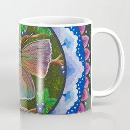 Endangered Purple Copper Butterfly Coffee Mug