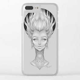 Zephira Clear iPhone Case