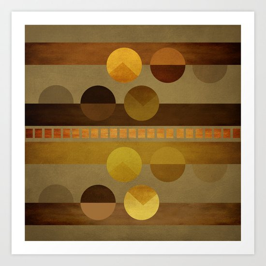 Textures/Abstract 65 Art Print