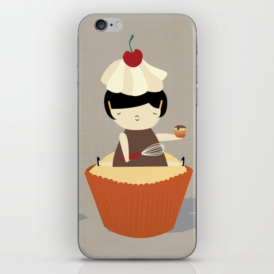 Oversweet iPhone Skin