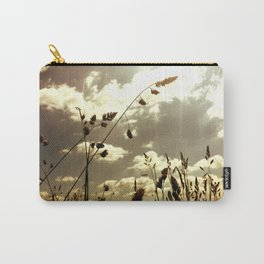 GRASS AND LIGHT Carry-All Pouch