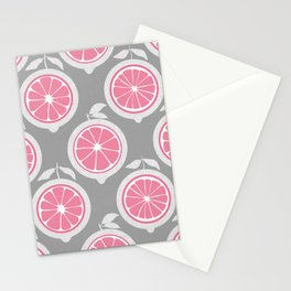 Pink Lemon Mod Stationery Cards
