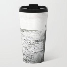 Landscape English Pier Travel Mug