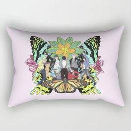 Bangtan Butterfly. Rectangular Pillow