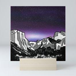 Yosemite Mini Art Print