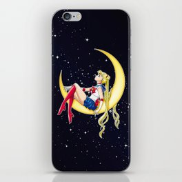 Pretty Guardian Sailor Moon iPhone Skin