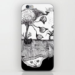 Bird Tree iPhone Skin