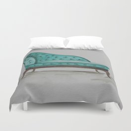 Chaise Lounge Duvet Cover