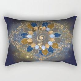 Treble Cosmos Rectangular Pillow
