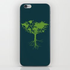 Earth Tree iPhone & iPod Skin