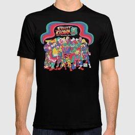 Street Fighter Clown Edition T-shirt