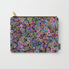 Spots (Version 7) by Bruce Gray Carry-All Pouch