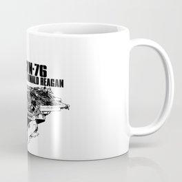 CVN-76 Ronald Reagan Coffee Mug