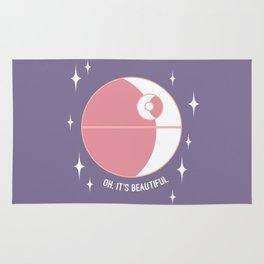 Death Star Rug