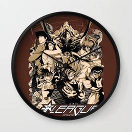 J-LEAGUE - Japanese Special Force Wall Clock