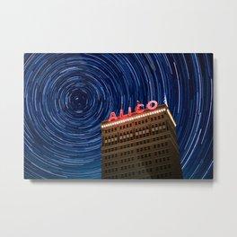 Alico Waco Metal Print