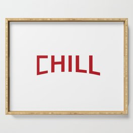 CHILL Serving Tray