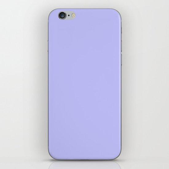 Bluish Purplish iPhone & iPod Skin