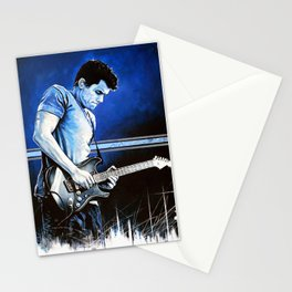 John Mayer Blues Stationery Cards