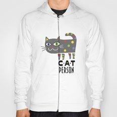Cat Person Hoody