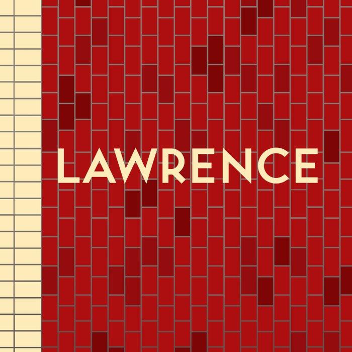 LAWRENCE | Subway Station Duvet Cover