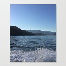 Ocean Calm IV Canvas Print