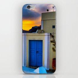 Santorini 27 iPhone Skin