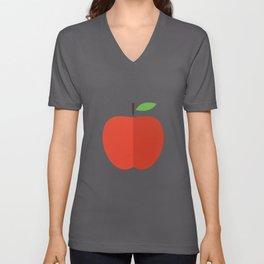 Apple 17 Unisex V-Neck