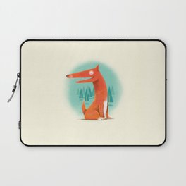 Red Dog Laptop Sleeve
