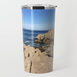 Sunny Day in Monterey Travel Mug