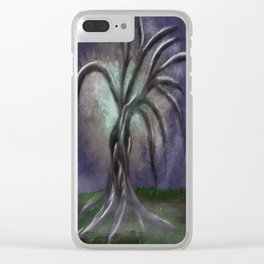 Family Tree Clear iPhone Case