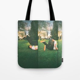 tumble Tote Bag