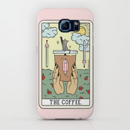 COFFEE READING UPDATED (LIGHT) iPhone Case