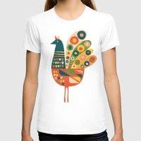 T-shirts featuring Century Hen by Picomodi