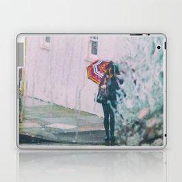 Psychedelic Rains Laptop & iPad Skin