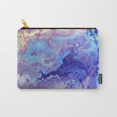 Blue Heaven Carry-All Pouch