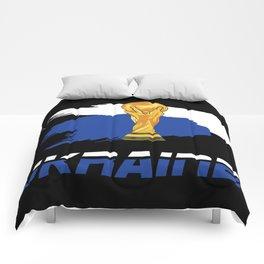 World cup ukraine Comforters