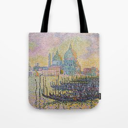 Grand Canal (Venice), Paul Signac, 1905 Tote Bag
