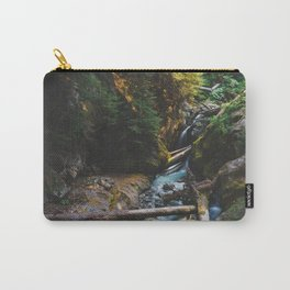 White Chuck River - Pacific Crest Trail, Washington Carry-All Pouch