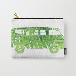 Palm Van, Transparent Background Carry-All Pouch
