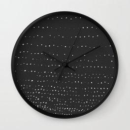 Numb Lights Wall Clock
