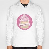 cupcakes Hoodies featuring Cupcakes by Katarina Fegraeus