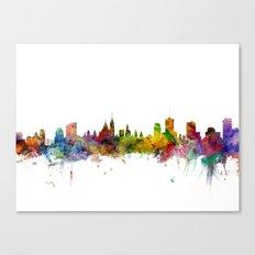 Ottawa Canada Skyline Canvas Print