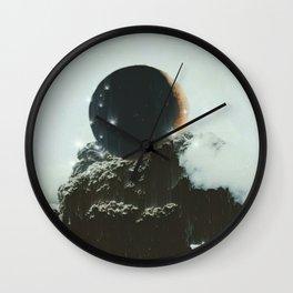 Final Eclipse Wall Clock