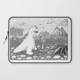 DinoSortOf Laptop Sleeve